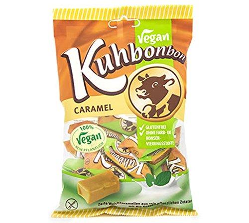 Vegan Kuhbonbon Caramel mit Bio-Kokosmilch & Kakaobutter
