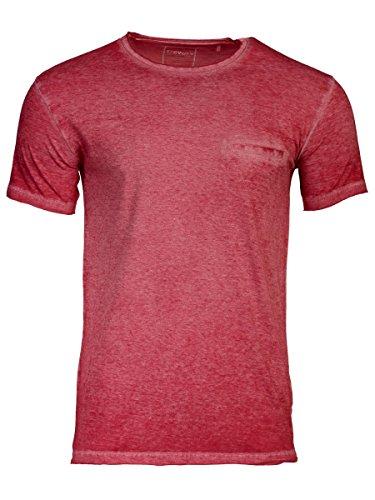 TREVOR'S HARDY Herren T-Shirt mit Brusttasche - kir-royale