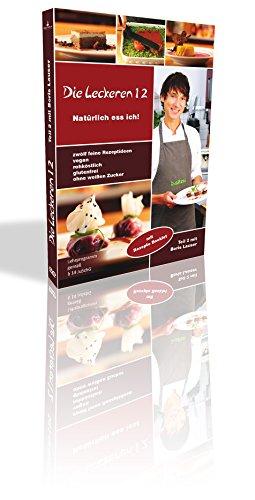 Rohkost Rezepte: Die leckeren 12 -  Teil 2 - Boris Lauser, inklusive Rezepte-Heft, DVD