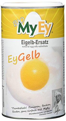 MyEy EyGelb - BIO Eigelb-Ersatz - vegan - 2 x 200g
