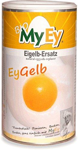 MyEy EyGelb - veganer Eigelb-Ersatz - 200g