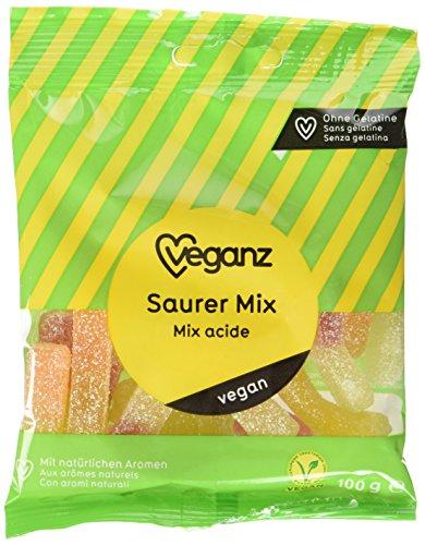 Veganz Saurer Mix - 10 x 100g