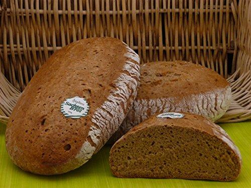 Bio Sauerteig (Roggensauer)   aus 100% Demeter Roggenmehl   frischer Natursauerteig – perfekt für Brote oder als Anstellgut – Inhalt: 300g Roggensauerteig - 2