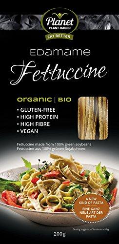 Bio Edamame Fettuccine - 200g