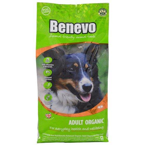 Benevo Dog Adult Organic Hundetrockenfutter - 2kg