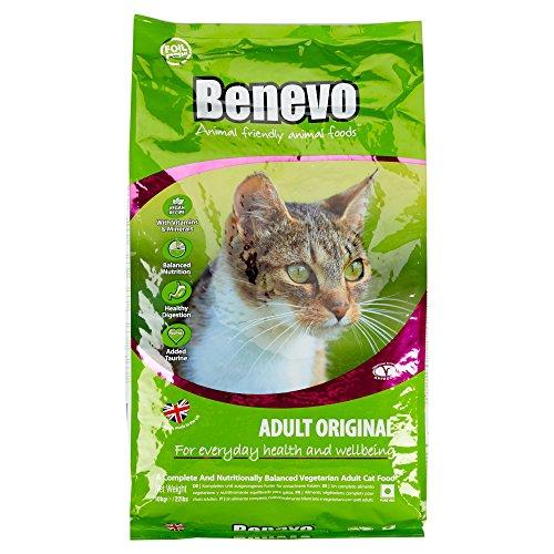 Benevo Adult Original Katzenfutter - 10kg