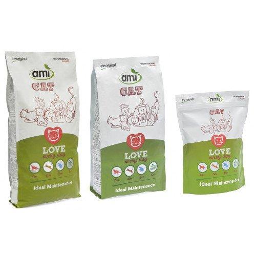 AMI Cat - veganes Katzenfutter - 7,5kg