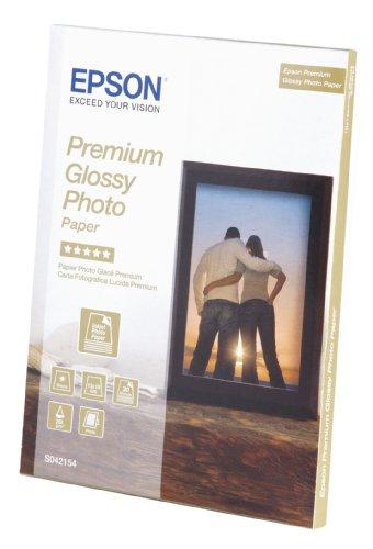 Epson Premium glossy photo paper inkjet 255g/m2 130x180mm 30 Blatt Pack - 2