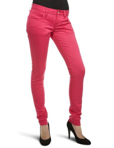 Monkee Genes Damen Skinny Jeans - 28W / 32L - Rosa