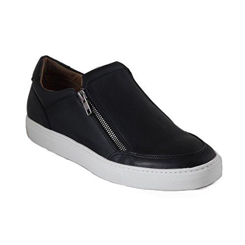 NAE Efe Schwarz - vegane Herren-Sneaker