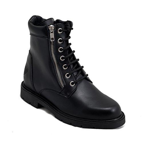 NAE Sira - vegane Damen-Stiefel / Boots - schwarz