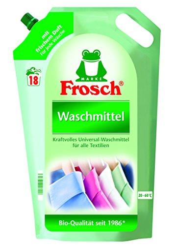 Frosch Flüssig Universal-Waschmittel, 5er Pack
