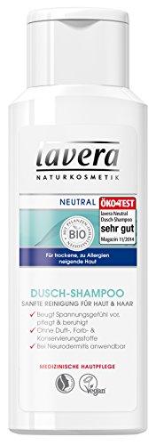 lavera Neutral Duschgel & Shampoo - Neurodermitis geeignet - 200ml