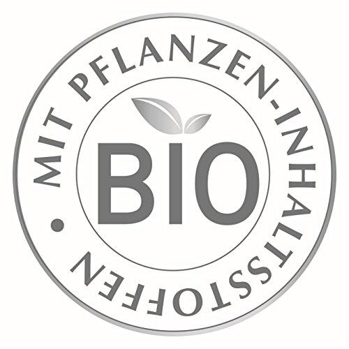 lavera Frische Kick Duschgel Bio Limone ∙ Belebt die Sinne ∙ Pflegedusche erfrischtes Hautgefühl ∙ vegan ✔ Bio Pflanzenwirkstoffe ✔ Naturkosmetik ✔ Natural & innovative 4er Pack (4 x 200 ml) - 3