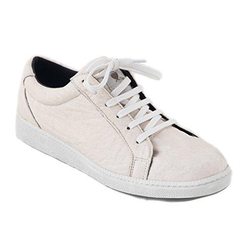 Nae Basic White - vegane Herren-Sneaker aus Piñatex