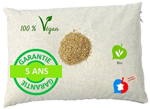 Hirsekissen - Vegan & Bio von La Cocarde Verte