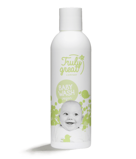Truly Great Babywash - Vegan