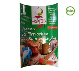Lord of Tofu SCHILLERLOCKEN, BIO, 120g