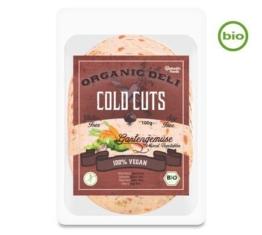 Vantastic Foods Organic Deli COLD CUTS Gartengemüse, Bio, 100g