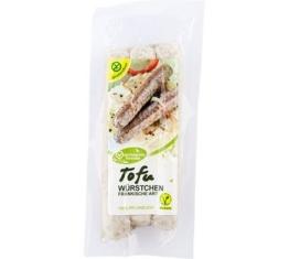 Vantastic Foods TOFU Bratwürstchen Fränkische Art, 125g