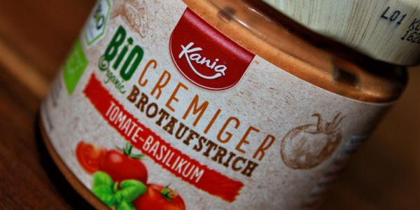 Veganer Cemiger Brotaufstrich von Lidl