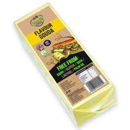 GreenVie Gouda Geschmack Block - 2,5kg