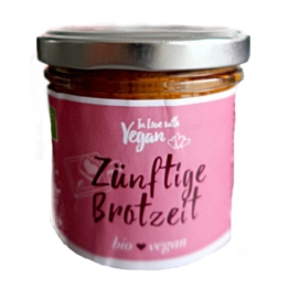 Attila Hildmann In love with vegan Zünftige Brotzeit - Bio - 130g
