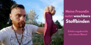 Waschbare Stoffbinden & Slipeinlagen – Erfahrungsbericht