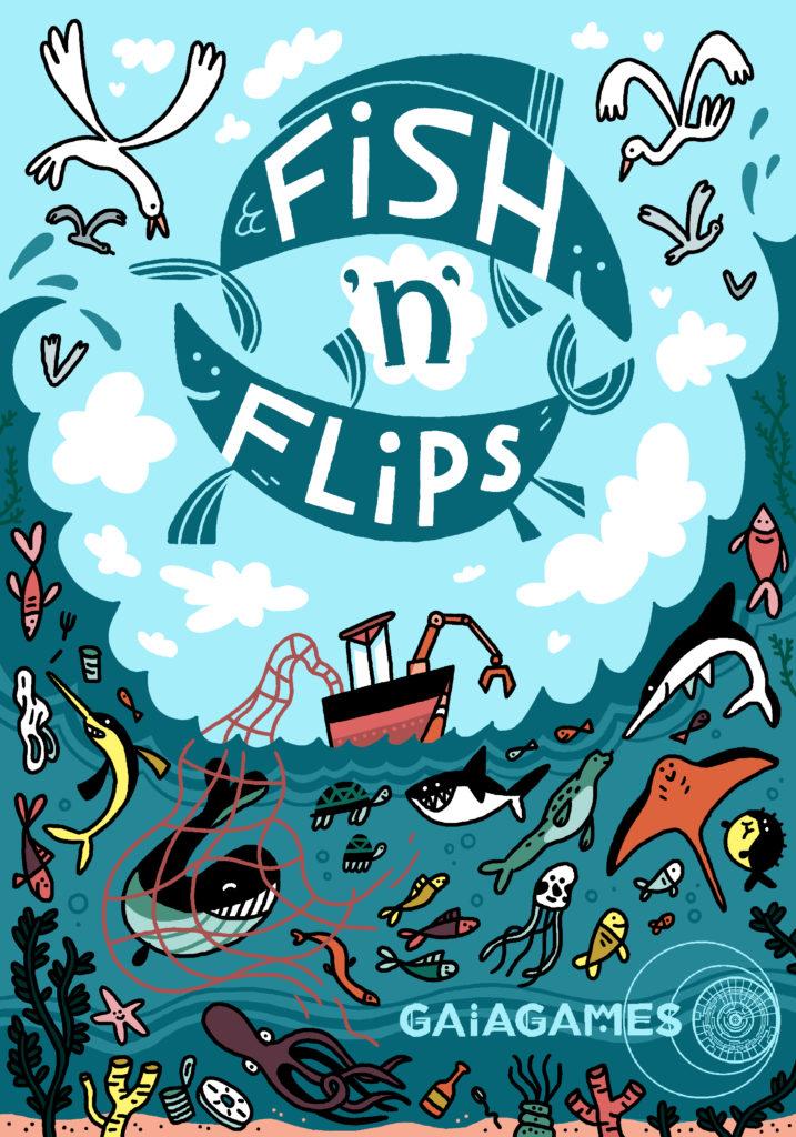 Fish n Flips - Spiel gegen Müll in den Meeren