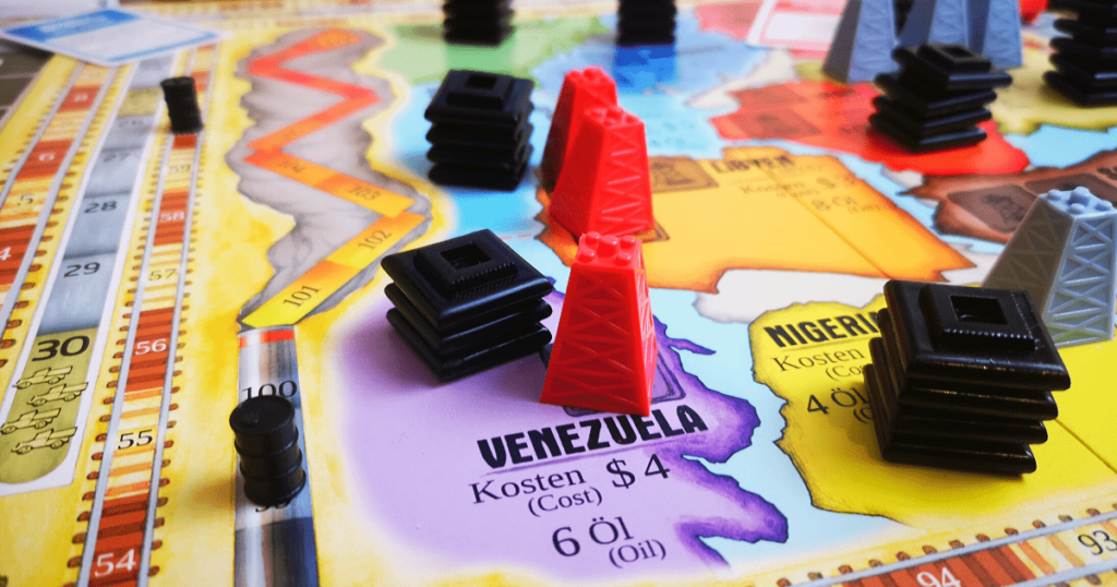 Global Warming: Spiel zum Thema Nachhaltigkeit & Erderwärmung