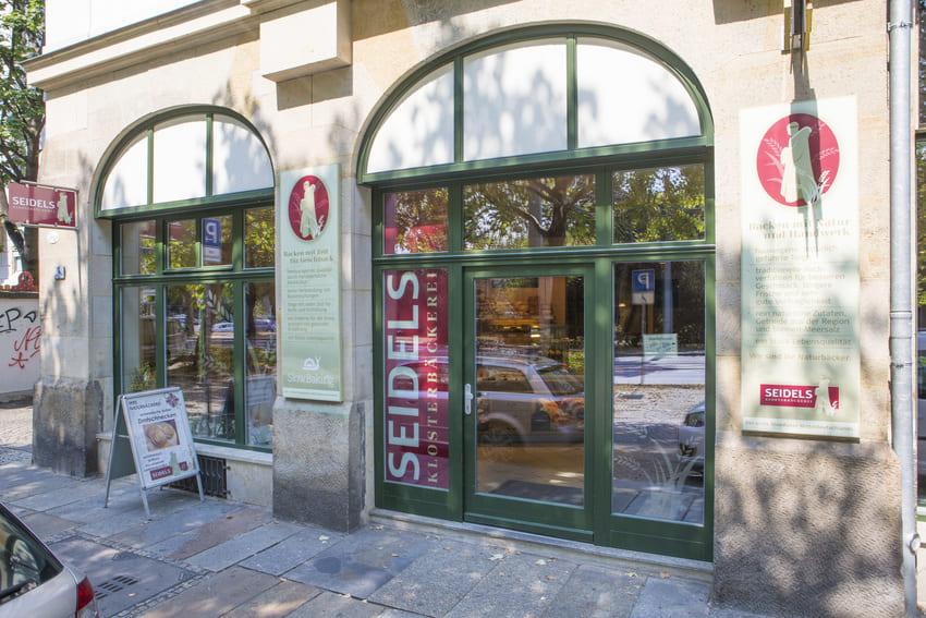 Seidels Klosterbäckerei: Filiale in Dresden Neustadt