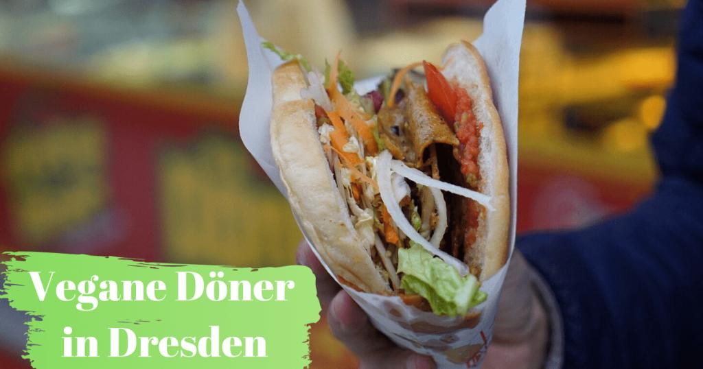 Vegane Döner in Dresden