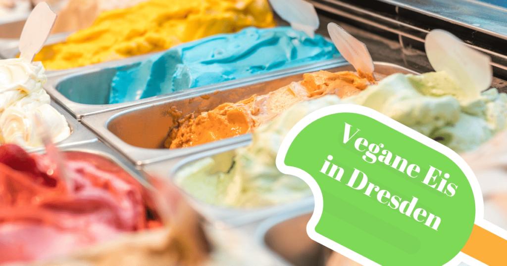 Veganes Eis in Dresden kaufen