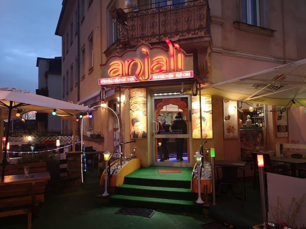 Anjali - indisches Restaurant & Dönerladen in Dresden Plauen
