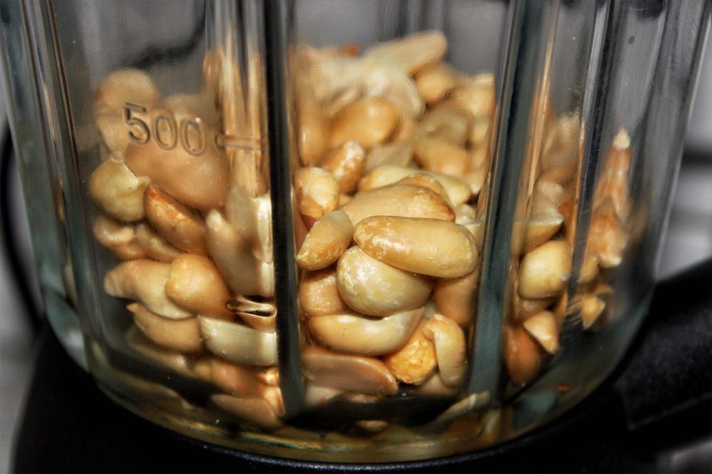 Erdnussbutter & Erdnussmus selber machen