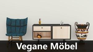 Vegane Möbel