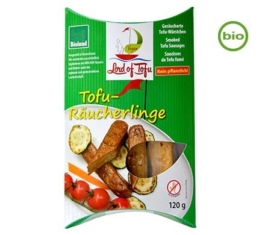 Lord of Tofu TOFU-RÄUCHERLINGE, BIO, 120g