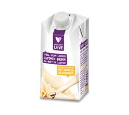 Made with Luve LUPINEN DRINK Vanille, 500ml