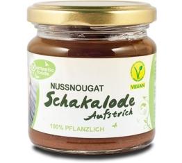 Vantastic Foods SCHAKALODE AUFSTRICH Nussnougat, 200g