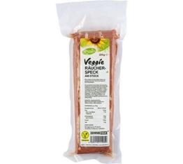 Vantastic Foods VEGGIE wie RÄUCHERSPECK am Stück, 250g
