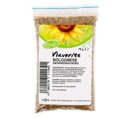 Vantastic Foods Vlavorite BOLOGNESE Gewürzzubereitung, 75g