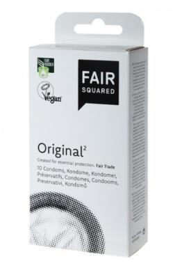 Fair Squared Original² – 10er - vegan
