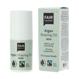 Fair Squared Shaving Oil Men Argan 15ml