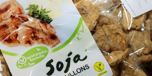 Soja Medaillons von Vantastic Foods
