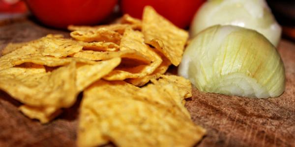 Zutaten für Tortilla Tomaten-Pfanne