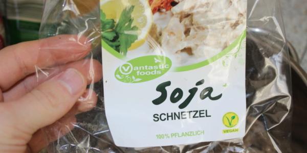 Vantastic foods Soja Schnetzel – vegan, vegetarisch