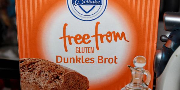 Belbake glutenfreie Brotbackmischung
