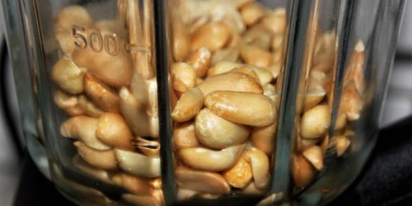 Erdnüsse für Erdnussmus & Erdnussbutter