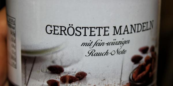 Geroestete Mandeln mit Raucharoma – Deluxe-Wochen im Lidl