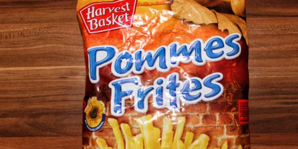 Harvest Basket Pommes Frites – glutenfrei & vegan von Lidl